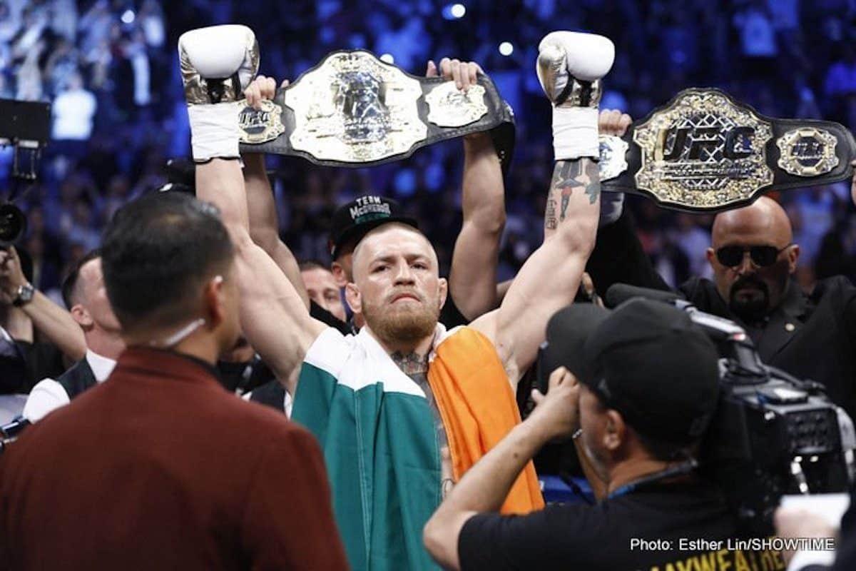 VIDEO: McGregor - Khabib UFC 229