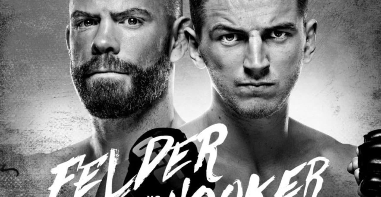 UFC Fight Night on ESPN+:Felder vs. Hooker in Auckland, New Zealand streams exclusively on ESPN+this Saturday, Feb. 22, at 7 p.m. ET from Spark Arena. The event marks the third time UFC brings the Octagon to Auckland. The matchup will featurePaul Felder(17-4) vs.Dan Hooker(20-8). UFC Live will air on ESPNEWS on Friday at 7:30 p.m. ET, providing fans with exclusive takes on the biggest news, stars and stories tailored to UFC Fight Night. In addition, every single fight on the card will be available for individual fight-by-fight replay on ESPN+ immediately following the fights.