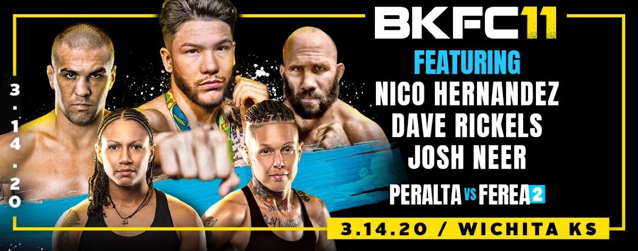 Bare Knuckle Fighting Championship (BKFC) will utilize the revolutionary new Real Time Scoring, as offered by the Kansas Athletic Commission, at BKFC 11: Hernandez vs. Wilson, this Saturday, March 14, at INTRUST Bank Arena in Wichita, Kansas.  In doing so, BKFC will become the second promotion ever in Kansas, and the first bare knuckle promotion to employ the system which immediately allows fighters, their corners, and fans to know the judges' round by round scores.