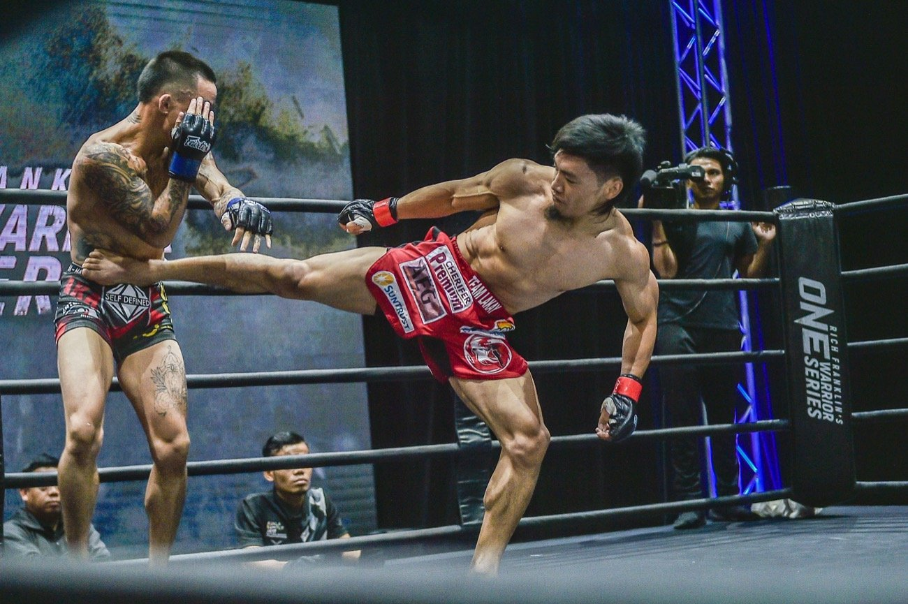 "Filipino rising star Lito ""Thunder Kid"" Adiwang is one of the most explosive action heroes on the ONE Championship roster today. A ONE Warrior Series top product, Adiwang has captivated audiences each time he's stepped through the ropes or entered the Circle."