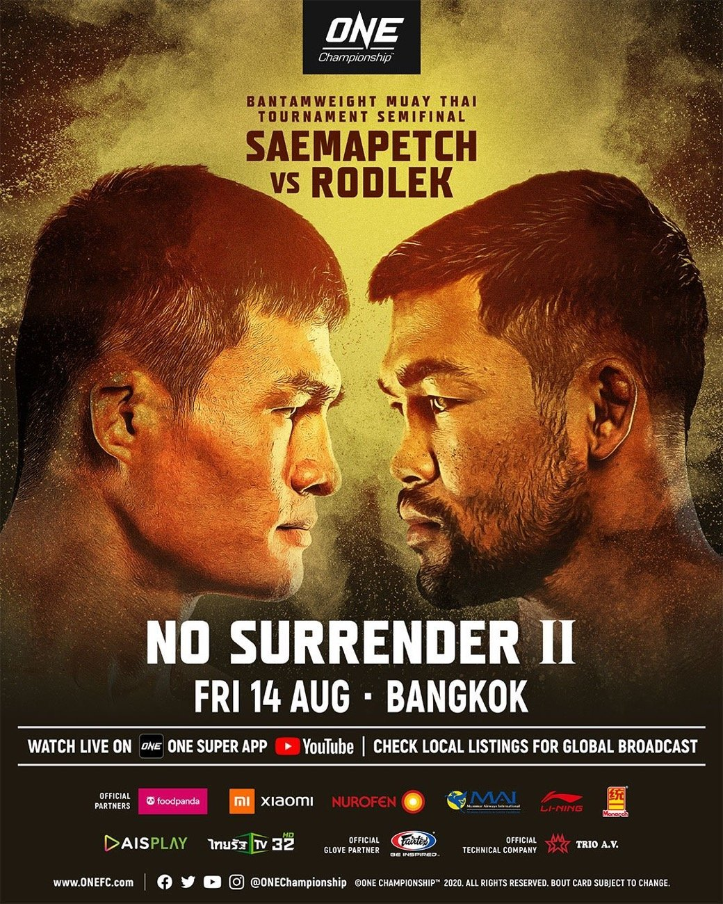 MMA News: Saemapetch Fairtex