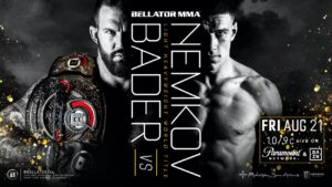 BELLATOR 244 AIRS LIVE ON PARAMOUNT NETWORK AND DAZN AT 10 P.M. ET FROM MOHEGAN SUN ARENA - PLUS, FORMER TITLEHOLDER JULIA BUDD RETURNS TO ACTION AGAINST JESSY MIELE IN THE CO-MAIN EVENT