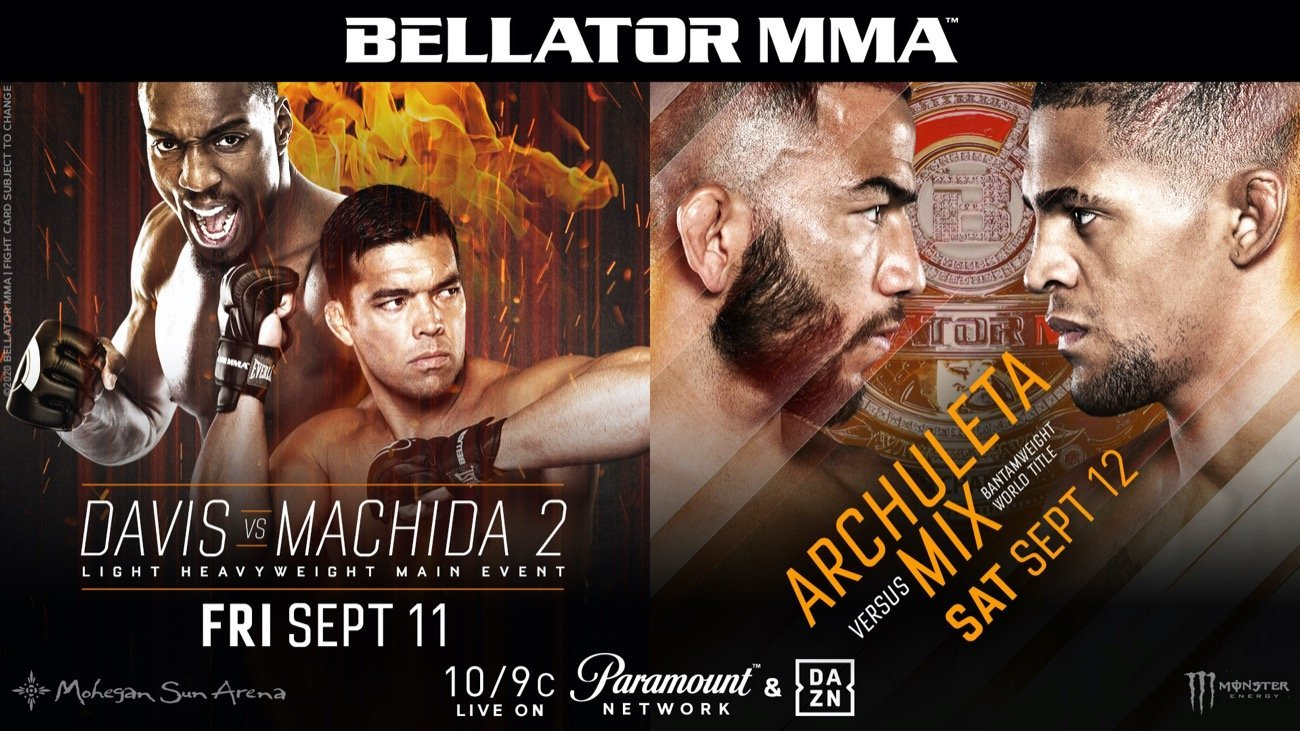 OFFICIAL BELLATOR 246: ARCHULETA VS. MIX RESULTS