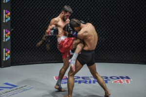 The largest global sports media property in Asian history, ONE Championship™ (ONE), returned to the Singapore Indoor Stadium with the final installment of a phenomenal event series. ONE: INSIDE THE MATRIX IV, a previously recorded show broadcast globally on Friday, 20 November, featured a host of exciting martial arts contests.