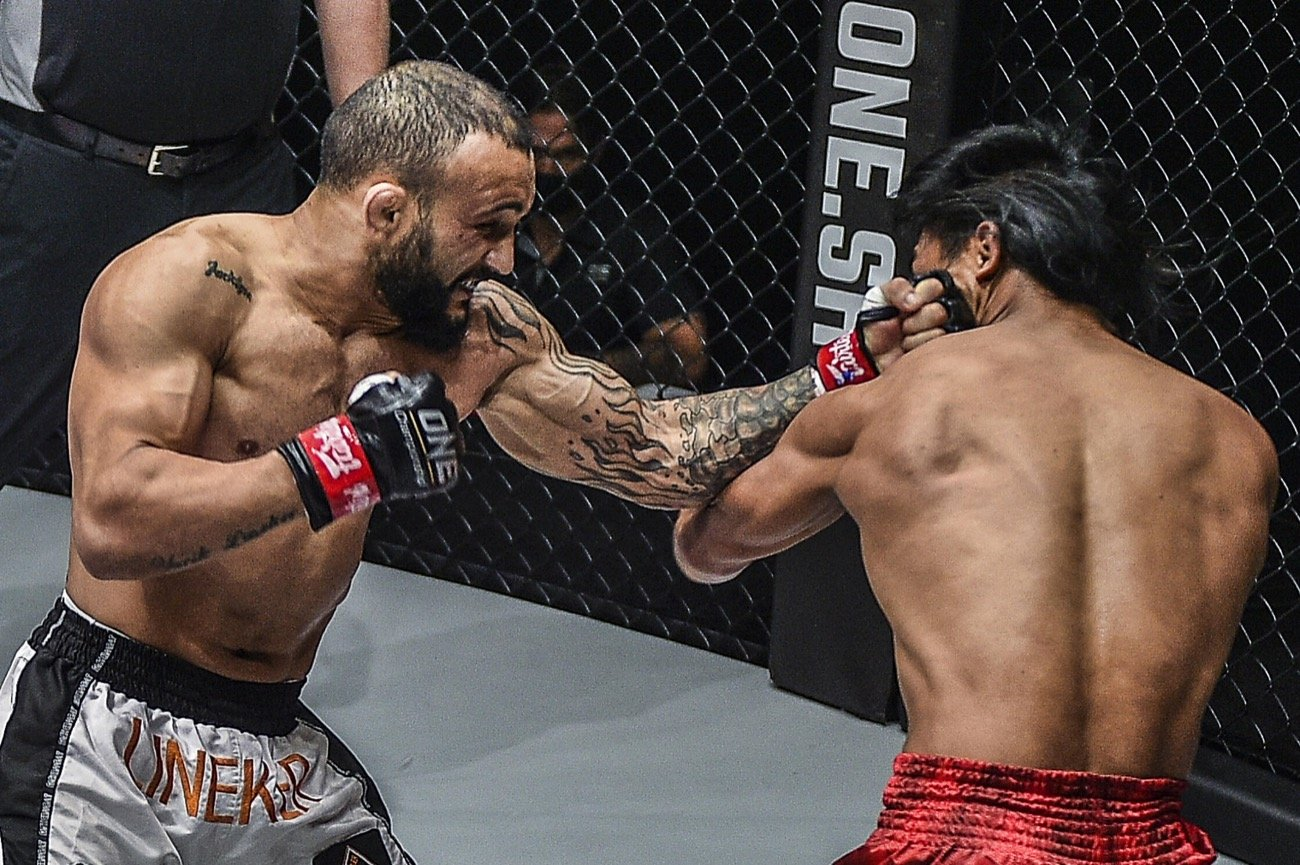 The largest global sports media property in Asian history, ONE Championship™ (ONE), returned to the Singapore Indoor Stadium with another thrilling evening of world-class martial arts action. ONE: INSIDE THE MATRIX III, a previously recorded event broadcast globally on Friday, 13 November, featured compelling action from the world's top mixed martial arts stars.