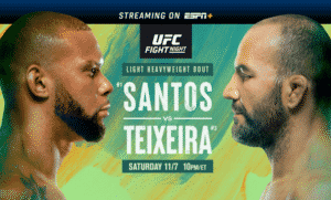 • ESPN+ available on ESPN.com, ESPN App for mobile and connected TV devices.To subscribe, visitespnplus.com/ufc