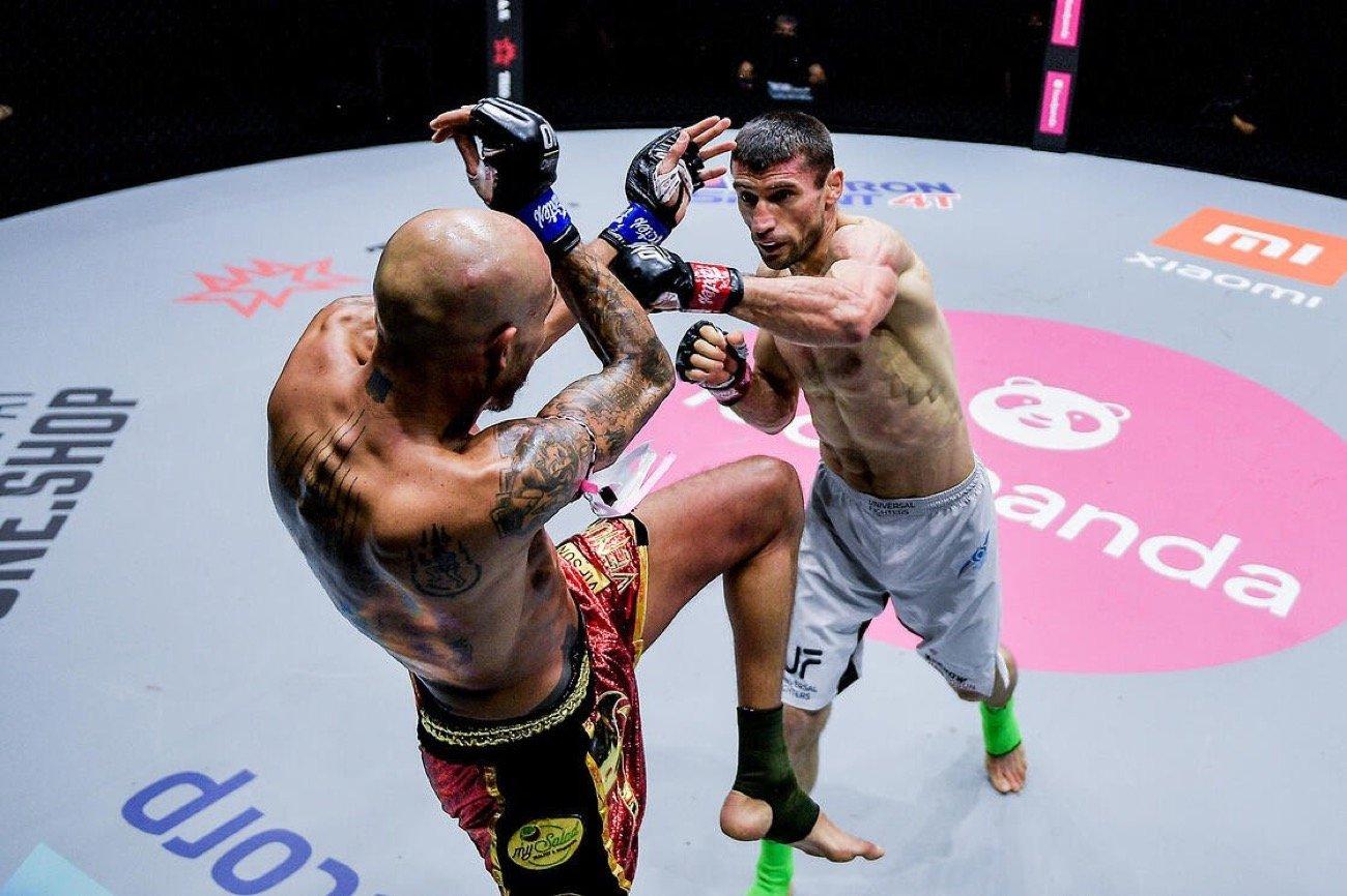 MMA News: Jamal Yusupov
