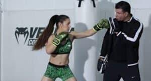 MMA News: Bella Mir